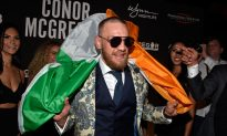 MMA Star McGregor 'Shaking' With Aussie Flu as Epidemic Claims Lives in Ireland