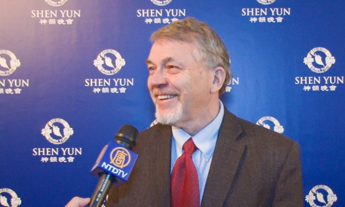 Military Analyst Finds Shen Yun 'An Amazing Emotional Appeal'