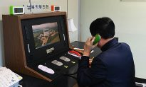 North Korea Calls South Korea, Ending Two-Year Communication Breakdown