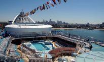 Gastro Virus Hits 200 Passengers on Cruise Ship