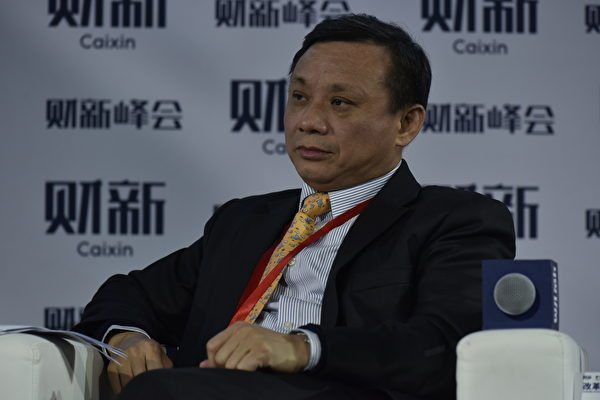 Mao Zhenhua, chairman of the Sun Mountain Yabuli ski resort in Heilongjiang Province in China. A video of his rant against local government recently went viral on the Chinese internet. (The Epoch Times Archive)