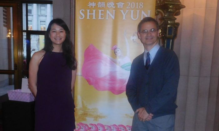 College Professor: Shen Yun Is a 'Fantastic Program That Resonates With Americans'