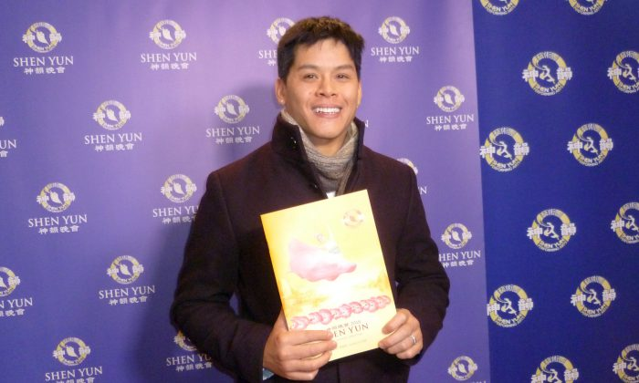 Shen Yun Like a History Lesson That's Entertaining and Fun, Says Dance Show Producer
