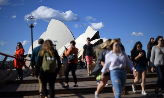 Still the Lucky Country? Australians Undergo a Fall in Living Standards