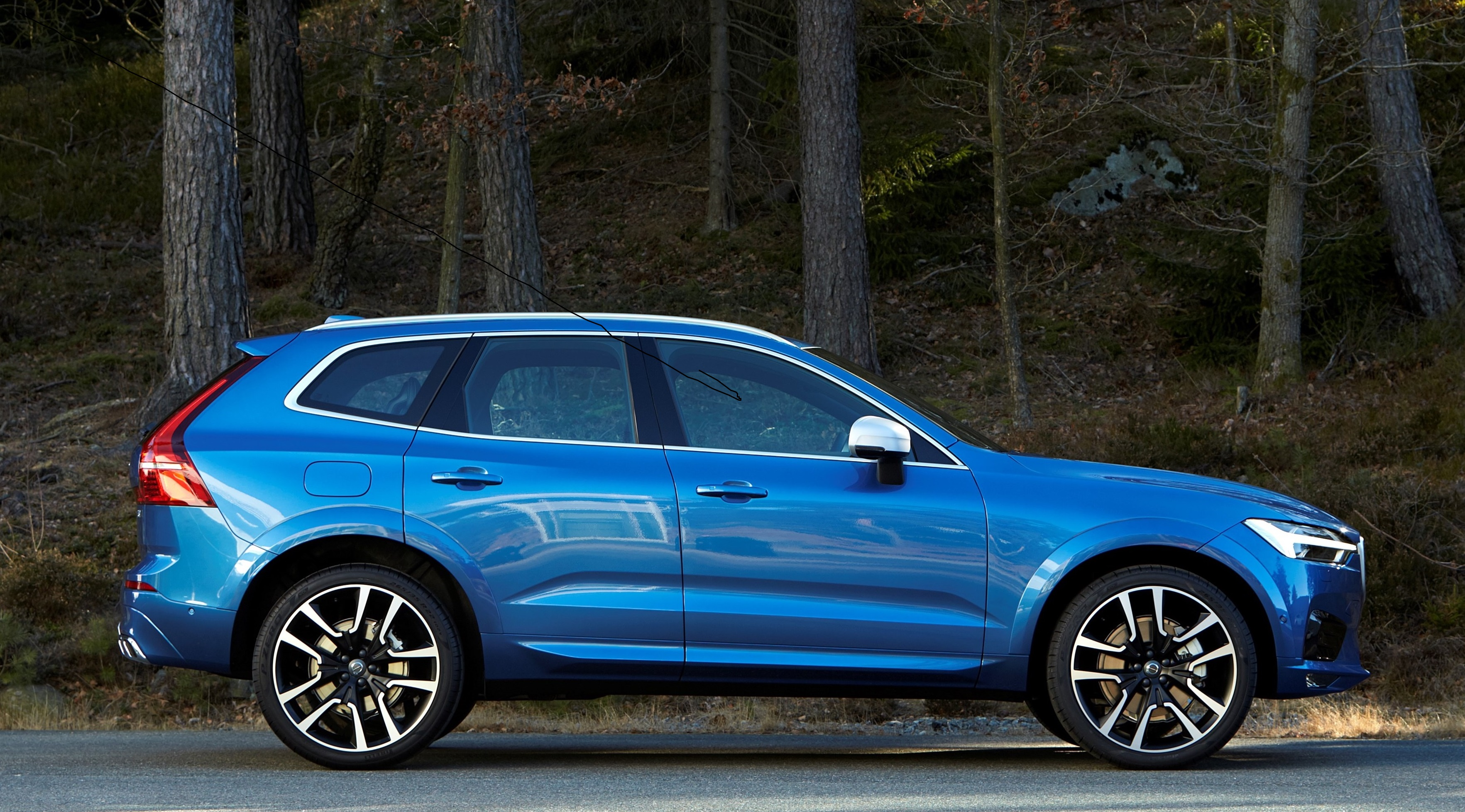 2018 Volvo Xc60 T6 Awd R Design Trim