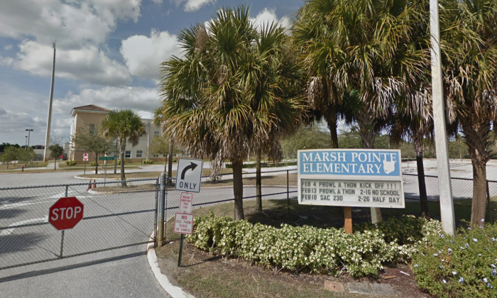 A screenshot of a Google image of Marshe Pointe Elementary High (Screenshot/GoogleMaps)