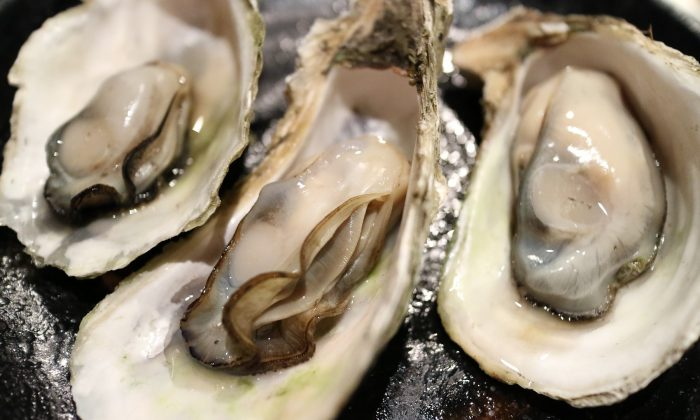 A Texas woman is dead after contracting the vibrio virus following consumption of raw oysters. (Stock photo via Pixabay / CCO)