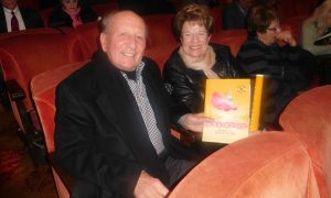 Chairman Uplifted by Shen Yun's Live Orchestra