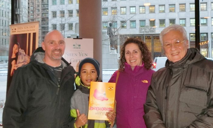Real Estate Developer Attends Shen Yun for 10th Time