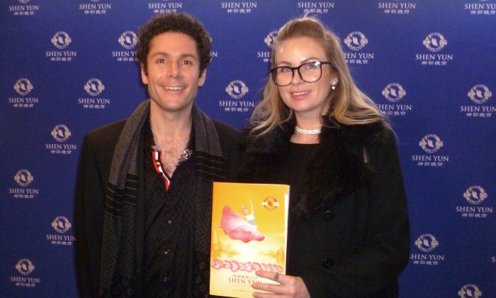 'It's very spirited and full of joy,' Writer Says of Shen Yun