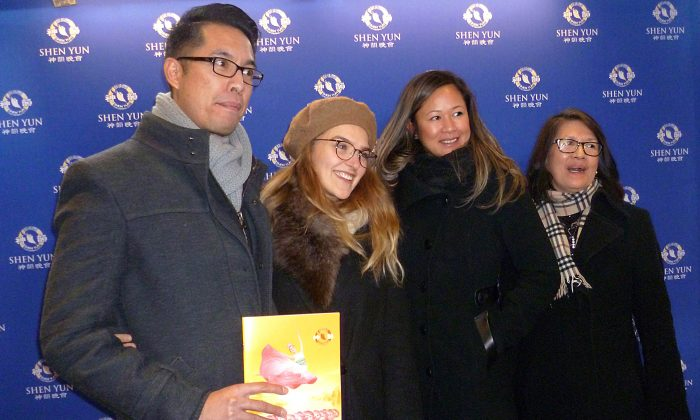 VP Brings Family to See Shen Yun for First Time: 'We all loved it'