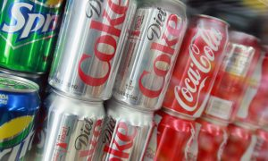 104-Year-Old Grandmother Claims Diet Coke Is Key to Long Life