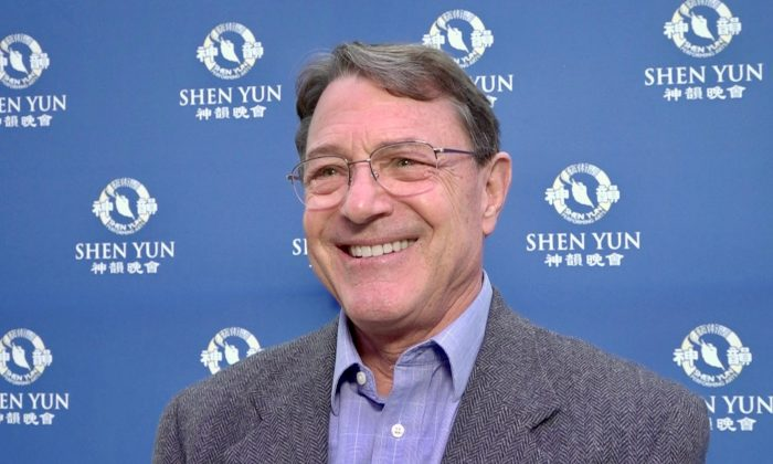 Business Owner Says Shen Yun Provides 'Great Insight into Ancient China'