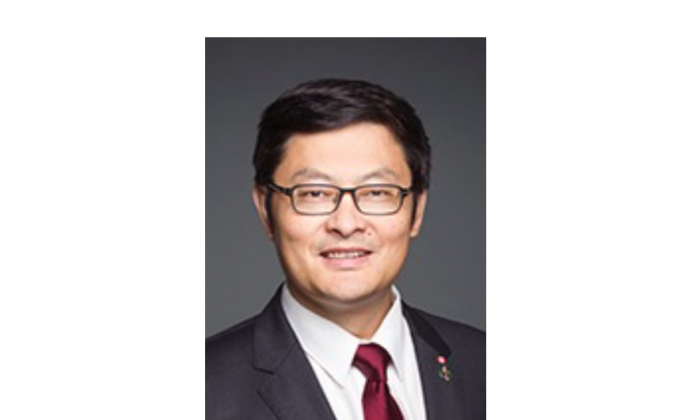 Liberal MP Geng Tan (ourcommons.ca)