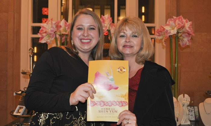 Theatergoer Enjoys the Storylines at Shen Yun