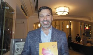 Attorney Enjoys the 'Wide Aspect of the Chinese Culture' at Shen Yun