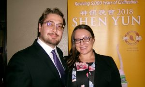 Animator Finds Shen Yun a 'Very Enriching, Beautiful Experience'