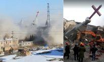 Chinese Christians Mourn as Police Demolish Major Underground Church
