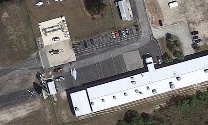 (Google Earth screenshot)