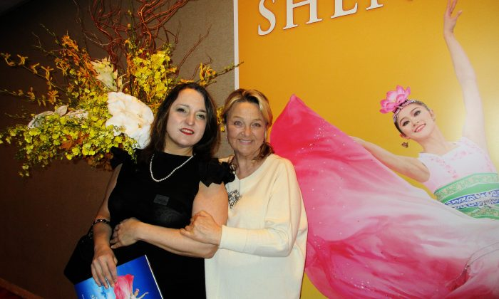 Polish Countess Says Shen Yun 'Absolutely Phenomenal'
