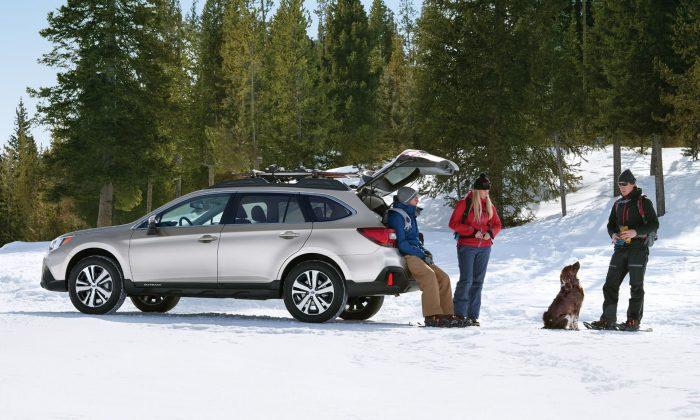 Subaru Outback. (Subaru Canada)