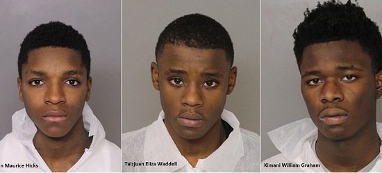 4 Teens Charged After Elderly Man is Run Over by His Own Car