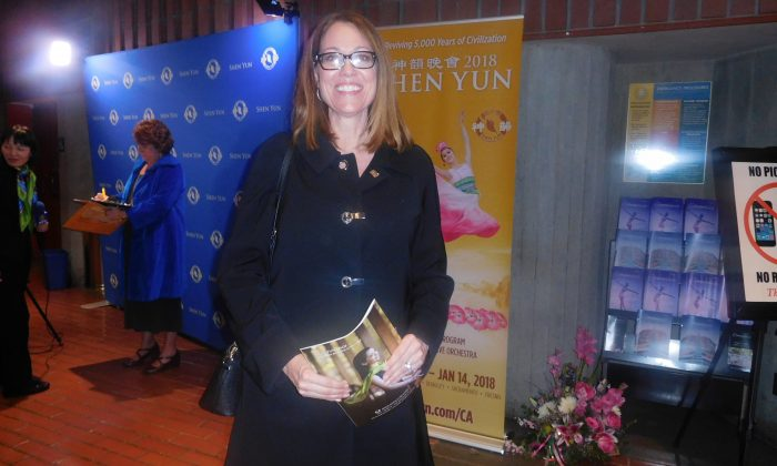 Senior Director Feels Privileged to See Shen Yun
