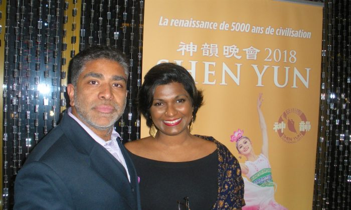 University Director: Shen Yun 'an Opportunity for a Lot of Reflection'