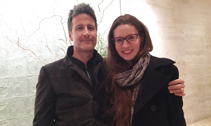 Comedian Enjoys 'Full Scenery Experience' at Shen Yun