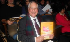 Berkeley Professor Entertained by 'Wonderful Tumbling'