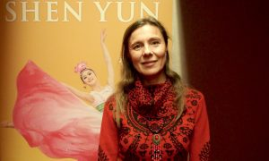 "Shen Yun Dancers Were 'Truly High Class,"" Says Ballet Dancer"