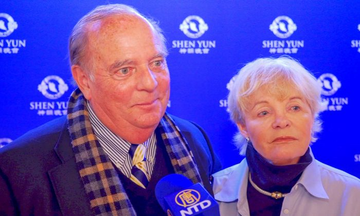 Television Producer Is Enlightened and Enthralled at Shen Yun