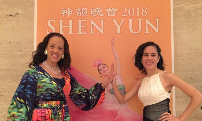 Shen Yun's Elegance Inspires Dancer