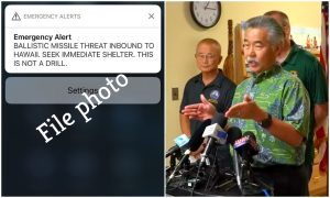 Hawaii Government on Damage Control After Missile Attack Scare