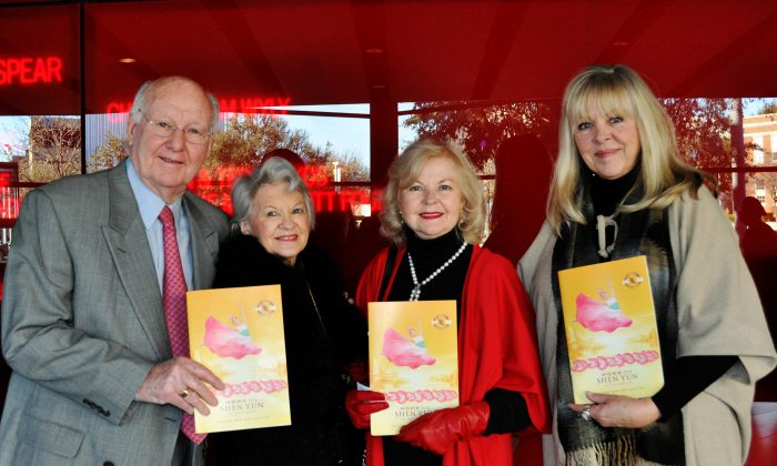 Property Manager: Shen Yun Colors 'Bring a Sense of Spring and Happiness'