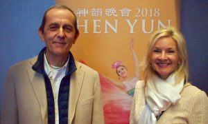 Shen Yun Is 'Spiritual Contemplation,' Says Publisher