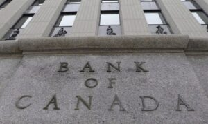Bank of Canada Keeps Key Interest Rate Target On Hold At 0.25 Percent