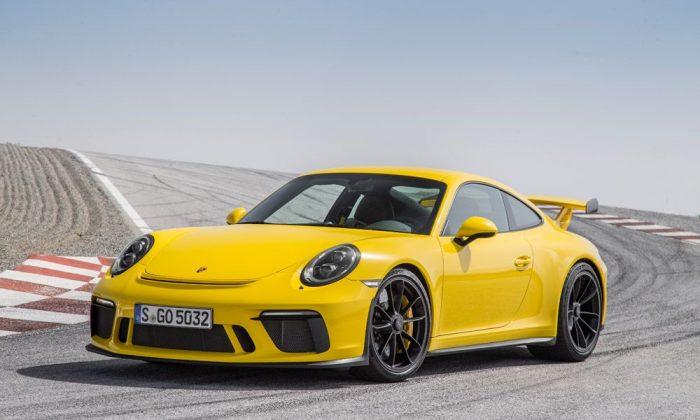 Porsche 911 GT3. (Porsche Cars Canada)