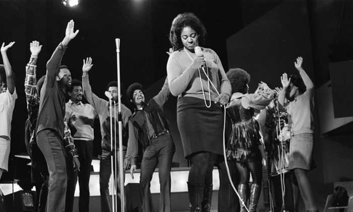 Edwin Hawkins Singers. (National Archive/Wikimedia Commons)
