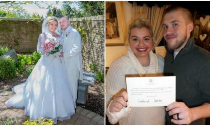 Timothy and Brianna Dargert (Photo courtesy of Timothy and Brianna Dargert)