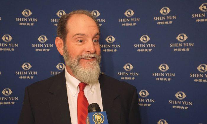 Shen Yun 'So Precise, So Artistic,' Musician Says