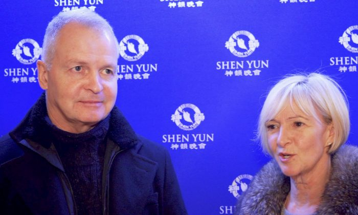 Coaching Business Owner: Shen Yun, Better Than Ever I Could Have Imaged'