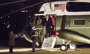 Trump Visits Pentagon Amid Government Shutdown Threat