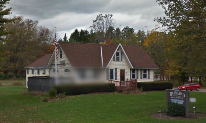 Hubbard Road Meadows nursing home, prior to closing.  (Screenshot/Google Maps)
