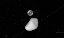 Large Astroid Set to Pass Near Earth at 67,000 mph Early Next Month