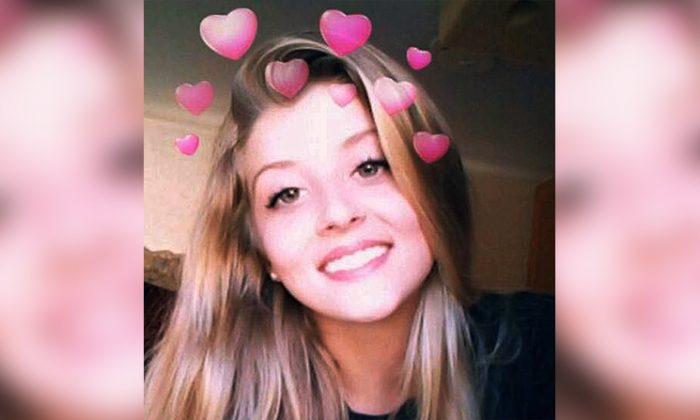 Hannah Green took her own life, possibly distraught over a disagreement with her boyfriend. (GoFundMe)