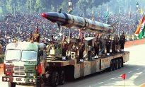India Test-Fires Nuclear-Capable Missile Agni-V
