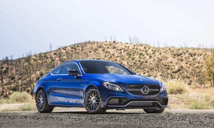 Mercedes-Benz C63 S Coupe. (Mercedes-Benz Canada)