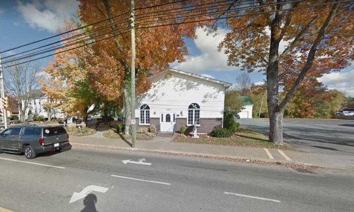 Serenity Funeral Home in Berwick, Nova Scotia. (Screenshot Via Google Maps)