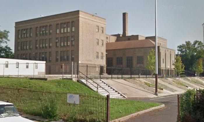 ( Ethan Allen School in Philadelphia. Google Maps)